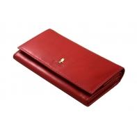 Portfel damski Puccini P1958 w kolorze czerwonym
