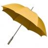 Duża automatyczna damska parasolka w kolorze miodowym
