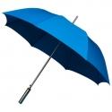 Duża automatyczna damska parasolka w kolorze niebieskim