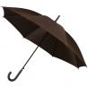 Automatyczna parasolka w kolorze brązowym