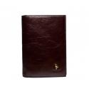 Męski portfel Puccini P1696 w kolorze brązowym