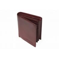 Pojemny portfel męski Pierre Cardin 502_331 w kolorze koniakowym