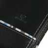 Teczka konferencyjna Orsatti w kolorze czarnym z kalkulatorem i rączkami