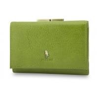 Portfel damski Puccini P1950 w kolorze zielonym