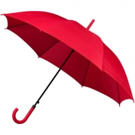 Automatyczna parasolka w kolorze czerwonym