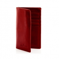 Etui na karty VIP Collection, czerwone