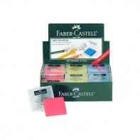Gumka chlebowa artystyczna kolorowa Faber-Castell