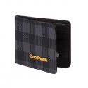 Młodzieżowy portfel męski Coolpack Black&Orange 427