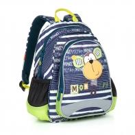 Plecak przedszkolny dla chłopca Topgal CHI 835