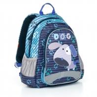 Plecak przedszkolny dla chłopca Topgal CHI 836