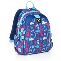Plecak przedszkolny dla chłopca Topgal CHI 839