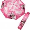 Składana parasolka różowa Myszka Minnie