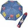Składana parasolka niebieska Myszka Mickey