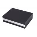 Drewniane pudełko na portfel