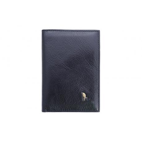 834d2e277ddb5 Etui na dokumenty Puccini MU-1595 w kolorze czarnym