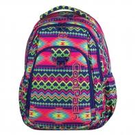 Młodzieżowy plecak szkolny CoolPack Strike 26 L, Boho Electra 781