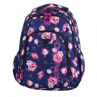 Młodzieżowy plecak szkolny CoolPack Strike 29 L, Rose Garden 807