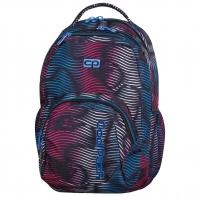 Młodzieżowy plecak szkolny CoolPack Smash 26L, Flashing Lava 944