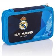 PIÓRNIK PODWÓJNY Z WYPOSAŻENIEM REAL MADRID Astra