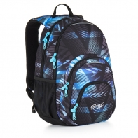 Dwukomorowy plecak młodzieżowy Topgal HIT 886