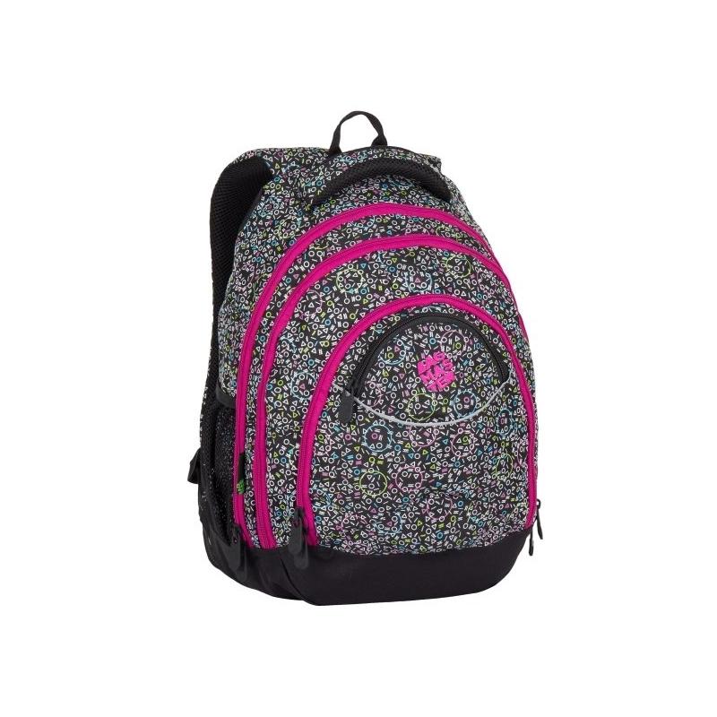 f48edb6ce01c8 Superlekki plecak szkolny Bagmaster we wzory
