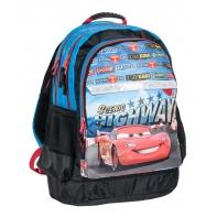 Plecak szkolny CARS auta Paso
