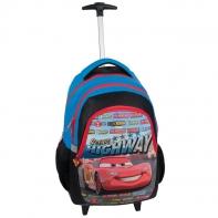 Plecak szkolny na kółkach AUTA Cars Paso