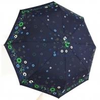 Automatyczne parasolka damska Doppler, kolorowe kółka