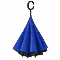 "Holenderski parasol odwrócony ""Revers"", niebieska"