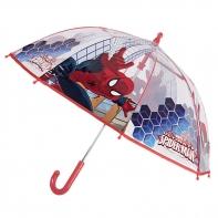 Dziecięca głęboka parasolka Spiderman