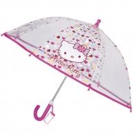 Dziecięca głęboka parasolka Hello Kitty