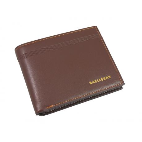 b43d191adc9a2 Portfel męski typu rozbudowana banknotówka z eko skóry ...