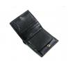 Mały portfelik Wittchen 21-1-065, kolekcja Italy, kolor czarny