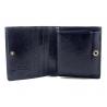 Mały portfelik Wittchen 21-1-065, kolekcja Italy, niebieski