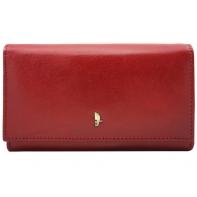 Portfel damski Puccini MU1706 w kolorze czerwonym