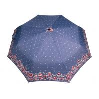 Automatyczna parasolka damska marki Parasol, w groszki