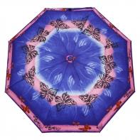 Automatyczna parasolka damska Tiros, motyle