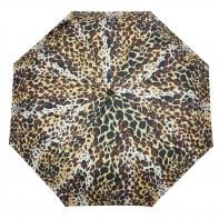 Automatyczna parasolka damska Tiros, panterka