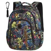 Młodzieżowy plecak szkolny CoolPack Strike 26L, Free style A178