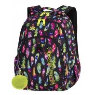 Młodzieżowy plecak szkolny CoolPack Strike 26L, Feathers A232