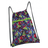 Worek na obuwie Coolpack Shoe Bag, Geometric Shapes A207