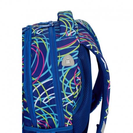 6af0ab4711e75 Plecak szkolny Astra Head HD-103, niebieski w maziaje