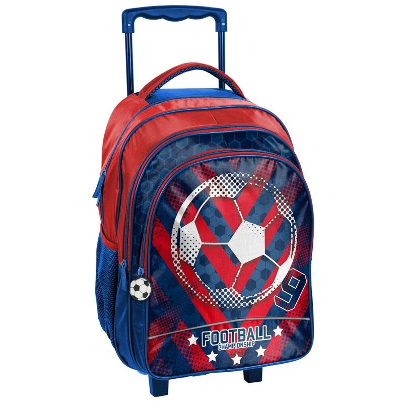 acd0cf5ca35d1 Plecak szkolny na kółkach Paso
