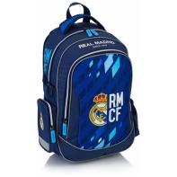 Dwukomorowy plecak szkolny Real Madrid Astra RM-122