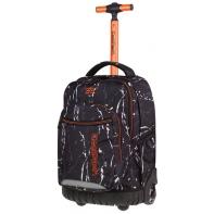 Plecak szkolny na kółkach CoolPack Swift Butterflies 1068