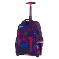Plecak szkolny na kółkach CoolPack Junior 33 L FOOTBALL + gratis
