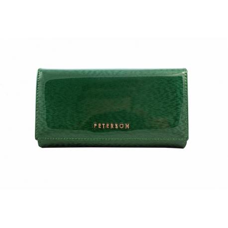 3c4708ff5f1e9 Klasyczny portfel damski Peterson