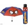 Krótka składana parasolka Spiderman
