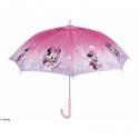 Dziecięca parasolka Myszka Minnie, jasnoróżowa