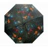 Automatyczna bardzo mocna parasolka Doppler, czarna